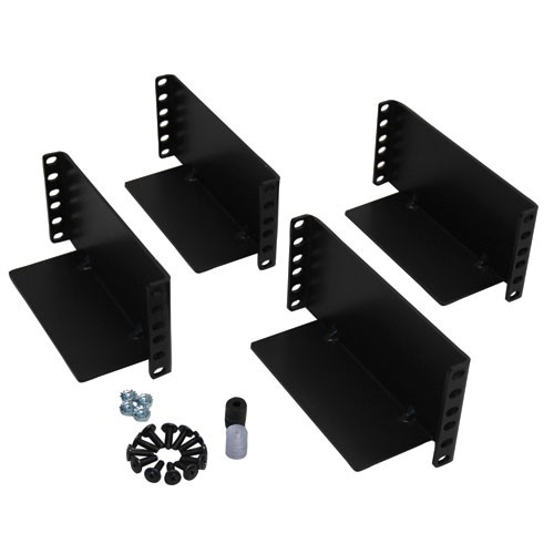 2 Post Rack Mount Installation Kit 3U Larger UPS Transformer Battery Pack Components
