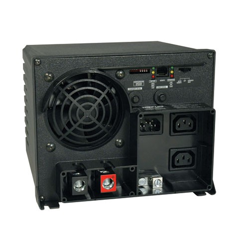 1250W PowerVerter APS 12VDC 230V Inverter Charger Auto Transfer Switching 2 C13 Outlets