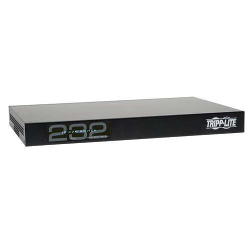 NetCommander 32 Port Cat5 IP KVM Switch 1U Rack Mount 2+1 User