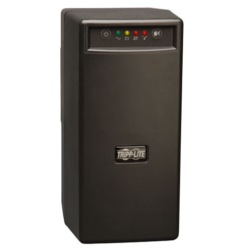 PC Personal 120V 600VA 375W Standby UPS Pure Sine Wave Output Tower 6 Outlets