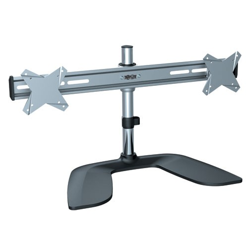 Dual Monitor Mount Stand 13in 26in Flat Screen Displays