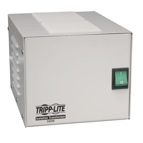 Isolator Series 120V 500W UL60601 1 Medical Grade Isolation Transformer 4 Hospital Grade Outlets