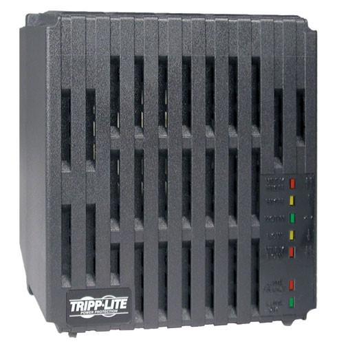 1800W 120V Power Conditioner Automatic Voltage Regulation AVR AC Surge Protection 6 Outlets