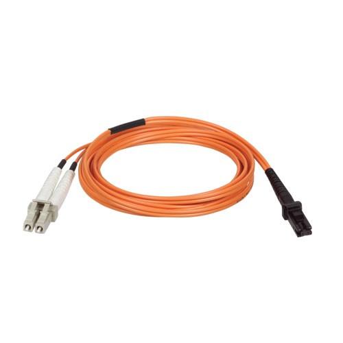 Duplex Multimode 62.5 125 Fiber Patch Cable MTRJ LC 3M 10 ft