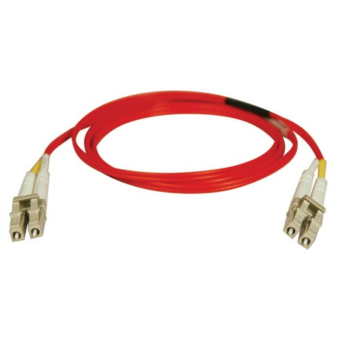 Multimode Fiber Patch Cable 62.5 125 LC LC 10M 33 ft Red