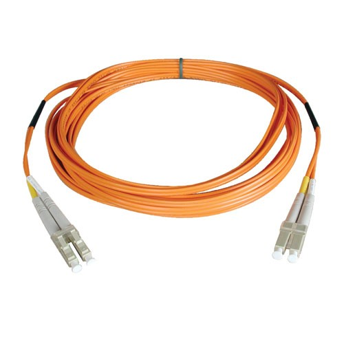 Duplex Multimode 62.5 125 Fiber Patch Cable LC LC 20M 65 ft