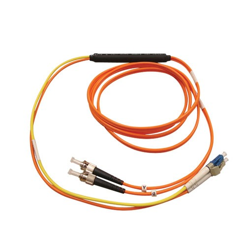 Fiber Optic Mode Conditioning Patch Cable ST LC 2M 6 ft