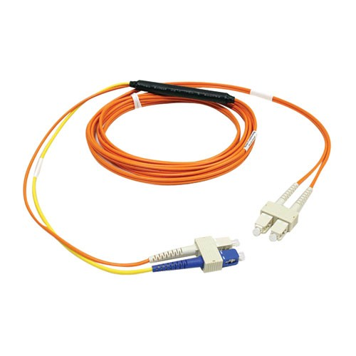 Fiber Optic Mode Conditioning Patch Cable SC SC 2M 6 ft