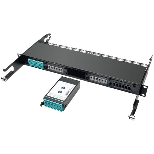 100Gb 120Gb 10Gb Breakout Cassette 24 Fiber MTP MPO LC