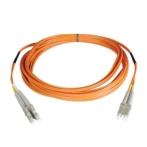 Duplex Multimode 50 125 Fiber Patch Cable LC LC 15M 50 ft