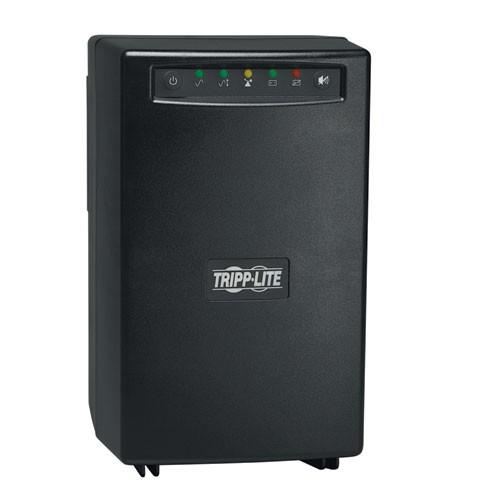 OmniSmart 120V 750VA 500W Line Interactive UPS Tower Built In Isolation Transformer USB port