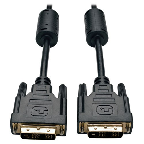 Cable Single Link DVI Digital TDMS Monitor 25 Feet