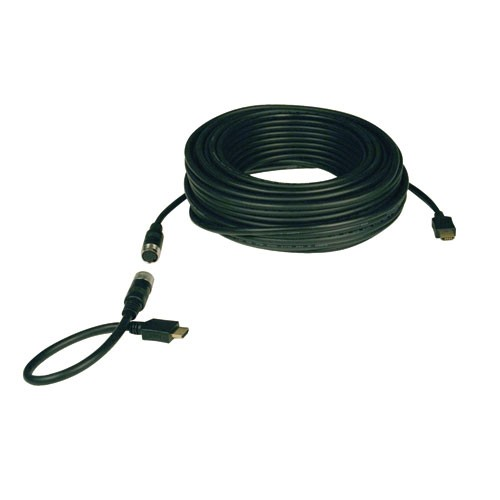 High Speed HDMI Easy Pull Cable Digital Video Audio Male 100 ft