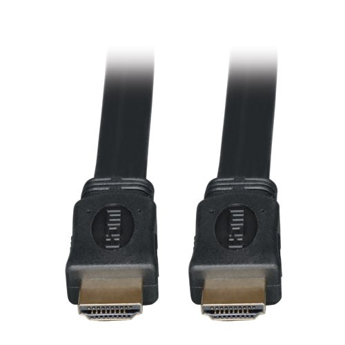 High Speed HDMI Cable Male 3 ft Flat