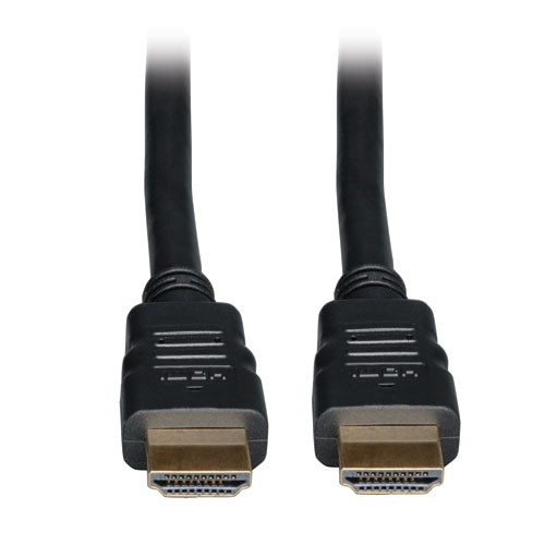 Ethernet HDMI Cable High Speed Male 6 ft