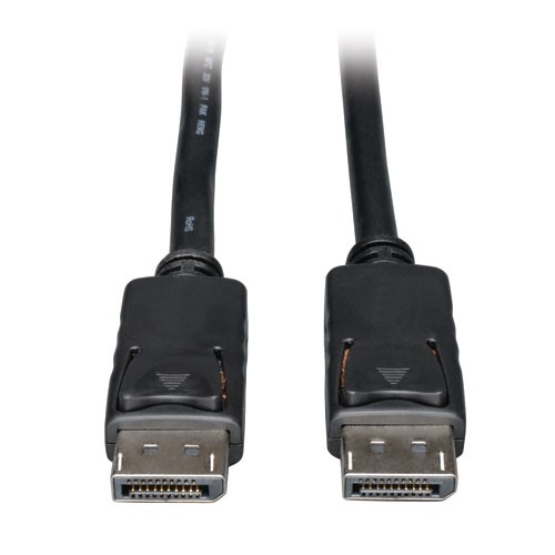 DisplayPort Monitor Cable Male 15 ft