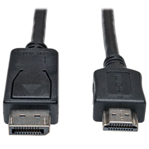 DisplayPort HD Cable Adapter Male Male 1080p 25 Feet