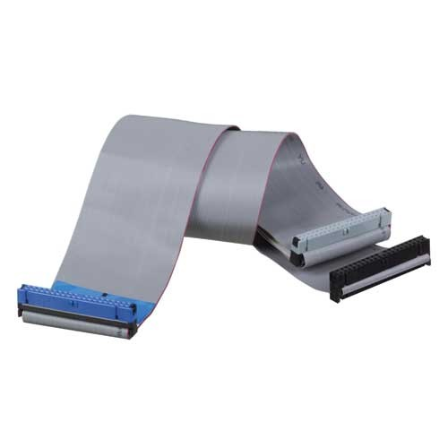 Internal Ribbon Cable Dual Ultra 33 66 100 ATA DMA EIDE 3Conn 40P 18 in