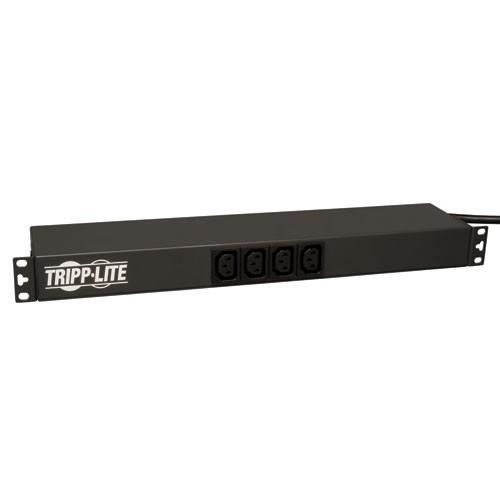 PDU Power Distribution Unit 20A 208V 240V 1U C19 C13 Outlets NEMA L6 20P Single Phase