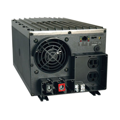 2000W PowerVerter Plus Industrial Strength Inverter 2 Outlets
