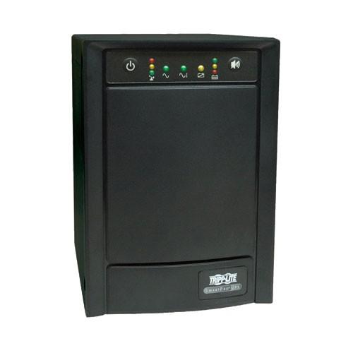 SmartPro 120V 1.05kVA 650W Line Interactive Sine Wave UPS Tower SNMP Card Option USB DB9 8 Outlets