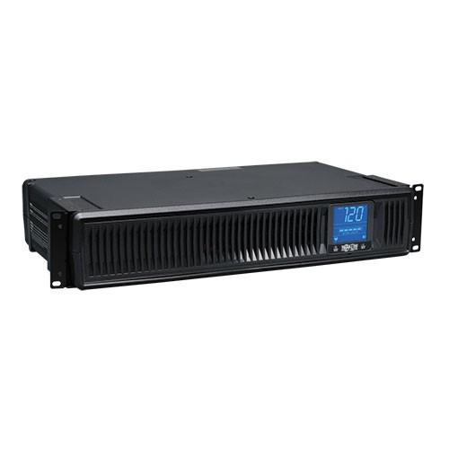 SmartPro LCD 120V 1500VA 900W Line Interactive UPS AVR 2U Rack Tower LCD USB DB9 Serial 8 Outlets