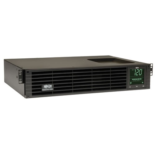 SmartPro 120V 1.5kVA 1.35kW Line Interactive Sine Wave UPS 2U Rack Tower Extended Run Pre Installed SNMP Card LCD