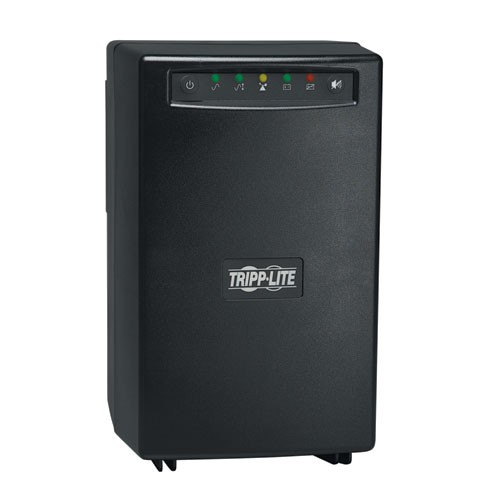 SmartPro 120V 1.5kVA 980W Line Interactive UPS Tower Extended Run USB DB9 6 Outlets