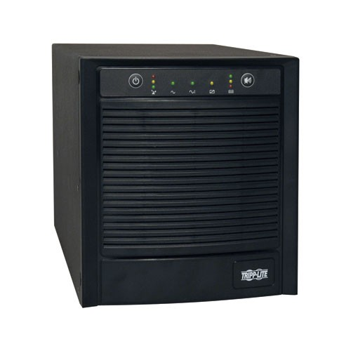 TAA Compliant SmartPro 120V 2.2kVA 1.6kW Line Interactive Sine Wave UPS Tower SNMPWEBCARD Option USB DB9 Serial