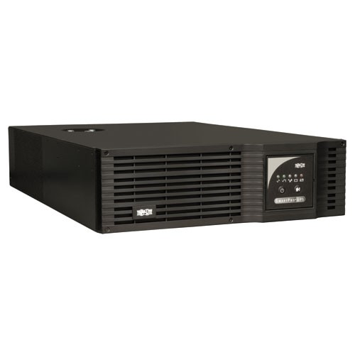 SmartPro 208V 5kVA 3.75kW Line Interactive Sine Wave UPS 3U Rack Tower SNMPWEBCARD Option USB DB9 Serial
