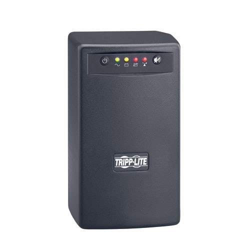 TAA Compliant SmartPro 120V 550VA 300W Line Interactive UPS AVR Tower USB Surge only Outlets