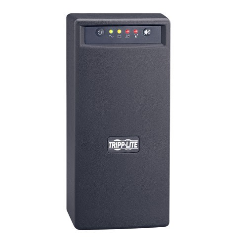 TAA Compliant SmartPro 120V 750VA 450W Line Interactive UPS AVR Tower USB Surge only Outlets