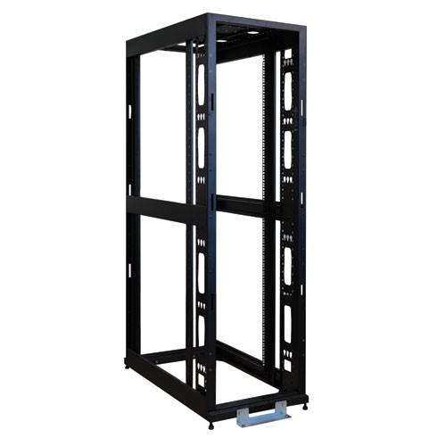 42U SmartRack 4 Post Premium Open Frame Rack