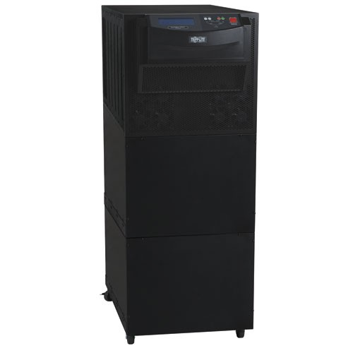 SmartOnline 3 Phase 120 208V 20kVA 16kW Double Conversion UPS Extended Run 5 internal batteries SNMPWEBCARD Option Tower DB9 Serial Hardwire