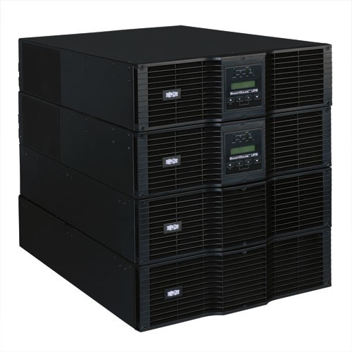 SmartOnline 208 240 230V 20kVA 18kW Double Conversion UPS N 1 12U Rack Tower Extended Run SNMPWEBCARD Option USB DB9 Bypass Switch Hardwire