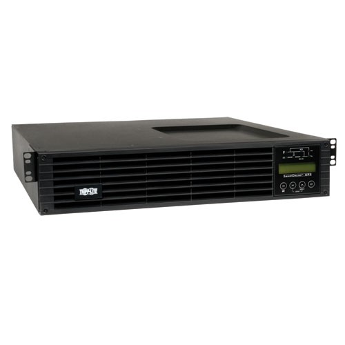 SmartOnline 120V 2.2kVA 1.8kW Double Conversion UPS 2U Rack Tower Extended Run SNMPWEBCARD Option LCD display USB DB9 Serial