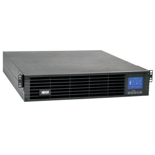 SmartOnline 208 240V 3kVA 2.7kW Double Conversion UPS 2U Extended Run SNMP Card Option LCD USB DB9 ENERGY STAR