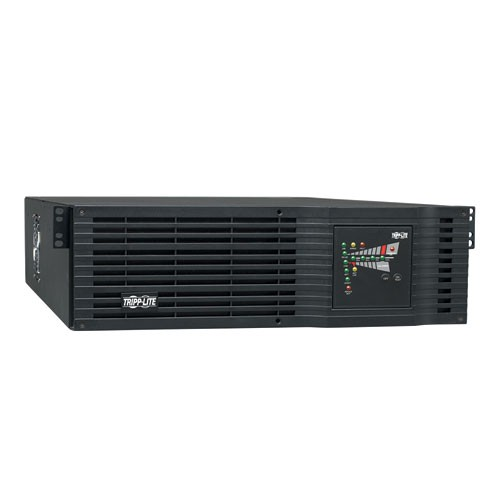SmartOnline 120V 3kVA 2.4kW Double Conversion UPS 3U Rack Tower Extended Runtime Oversize Batteries SNMPWEBCARD Option USB DB9 Serial L5 30P