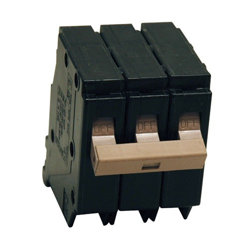 3 Phase 208V 30A Circuit Breaker Rack Distribution Cabinet Applications