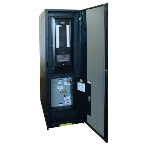 20 30kVA 3 Phase Power Distribution Center Integrated 3 breaker 208V Service Bypass Switch