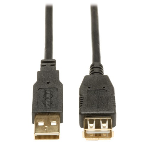 USB 2.0 Hi Speed Extension Cable A Male Female 6 ft