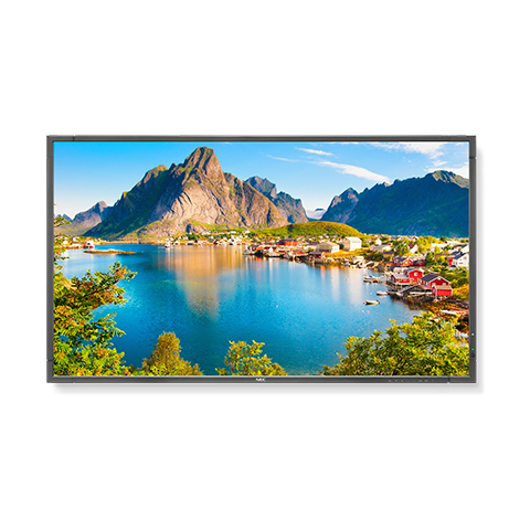 "E Series E805-AVT - 80"" LED Display"