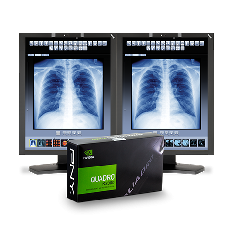 NEC Bundle with two MD211C3 and MDN-K2000 - FDA 510(k) Cleared