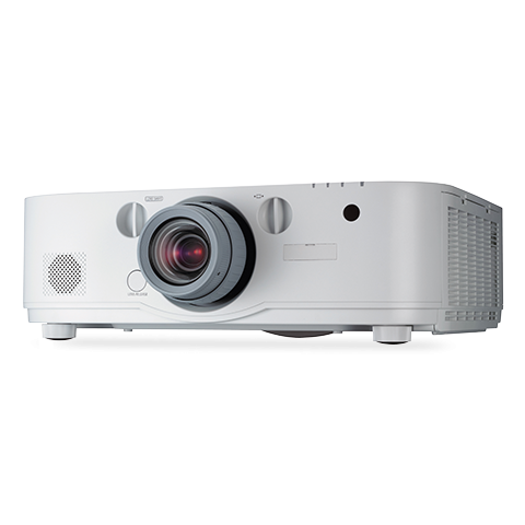 NEC 5200 lumen Widescreen Advanced Professional Installation Projector