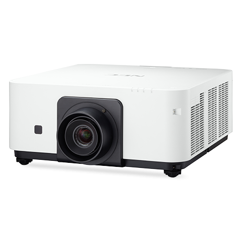 NEC 6000-lumen Advanced Professional Installation Laser Projector