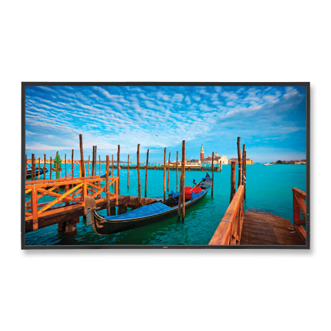"V Series MultiSync V552 - 55"" LED Display"