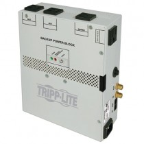 550VA Audio Video Backup Power Block Exclusive UPS Protection for Structured Wiring Enclosure