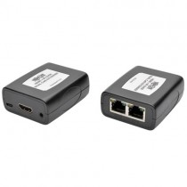 HDMI over Dual Cat5 Cat6 Extender Kit In Line Transmitter Receiver Video Audio IR 1920 1200 1080p 60Hz