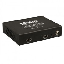 HDMI over Cat5 Cat6 Extender Splitter Transmitter Video Audio 1920x1200 1080p 60Hz 4 Port