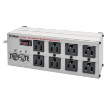 Isobar 8 Outlet Surge Protector 12 ft Cord 3840 Joules